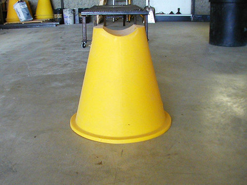 Plastic Tanks Pipeline Cones Containment Paddle Plastics